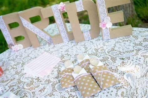 Vintage Lace Bridal Shower Bridal/wedding Shower Party