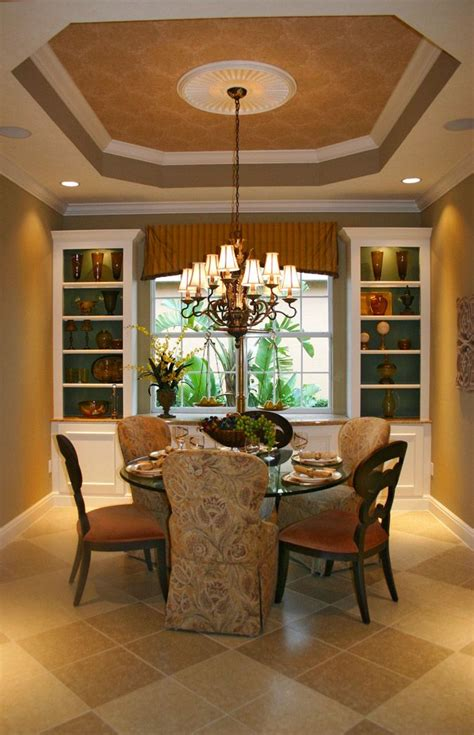 Color in interior decoration is the first thing that forms the spatial image of a room. 37 best images about Dining Room Ideas-Furniture and ...