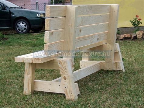 Convertible Patio Bench by Outdoor Bench Seat Plans Pdf Woodworking
