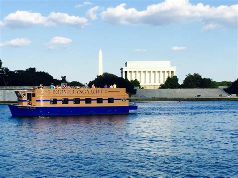 Party Boats In Washington Dc dc party boat charters birthdays private charters