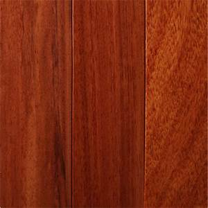 santos mahogany hardwood prefinished solid flooring With mahogany hardwood flooring prices