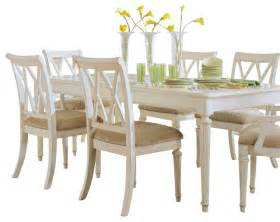 white dining room set drew camden light 8 leg dining room set in white painted traditional dining