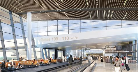 Bahrain International Airport Terminal, Kingdom of Bahrain ...
