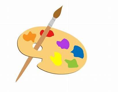 Palette Clipart Artists