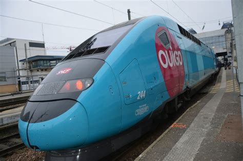foto de SNCF Ouigo va à Paris mais plus à Lille Bretagne