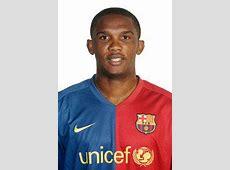 Samuel Eto'o Fils FCBarcelonacat