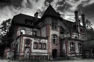 Haunted house, real haunted house, ghost house, a haunted ...