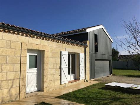 sur 233 l 233 vation sur reconstruction d un garage adoss 233 224 une maison en pierres extensions de