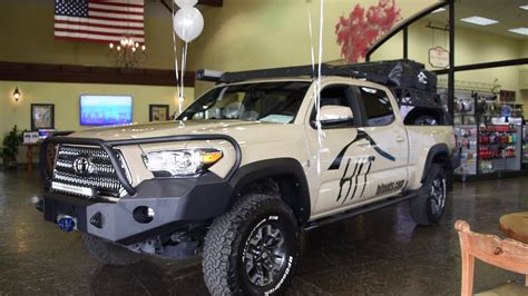 Toyota Tacoma Road Accessories by 2018 Toyota Tacoma Accessories