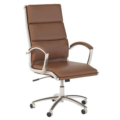 office saddle executive tan chair leather furniture tweet