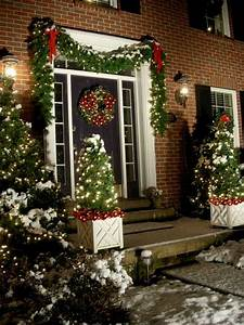 18, most, striking, diy, christmas, porch, decorations, that, will, melt, your, heart