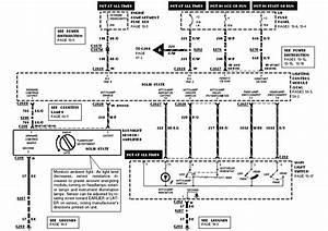 Wire Diagram 1997 Grand Marquis