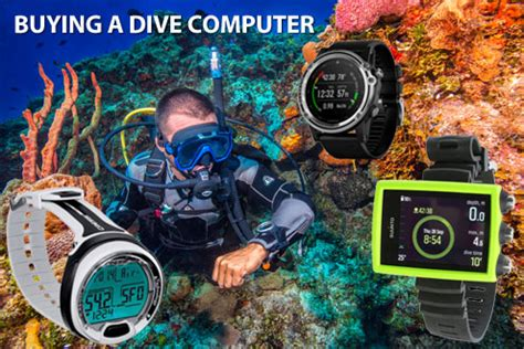 Buy Dive Computer by Buying A Dive Computer The Scuba Doctor