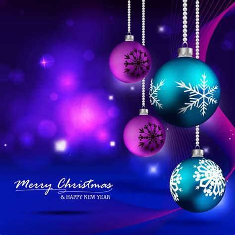 Free for commercial use no attribution required high quality images. Merry Christmas And Happy New Year Background Vector ...