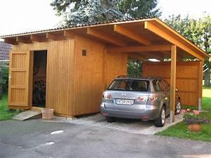 Carport Aus Holz : carport von wachter holz fensterbau wintergarten gartenhaus carport oder gefl gelstall ~ Whattoseeinmadrid.com Haus und Dekorationen