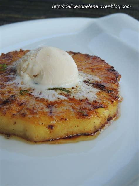 1000 id 233 es sur le th 232 me recettes de dessert d ananas sur desserts d ananas grill 233 s