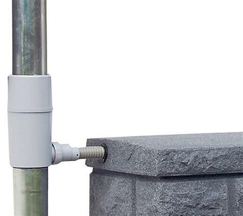 regenwasser fallrohr abzweig regenwasser fallrohr top das wird mit einem marley kgrohr