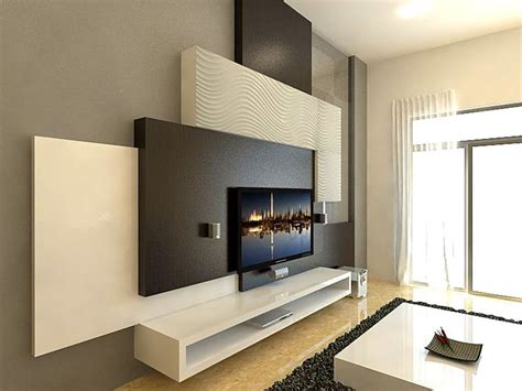 Tv Paneel Wand by Best 25 Tv Panel Ideas On Image For Embutido