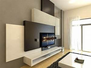 25+ best ideas about Tv feature wall on Pinterest