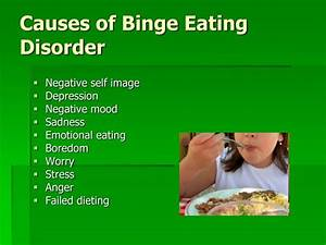 PPT - The Nutrition Care Process for Binge Eating Disorder ...