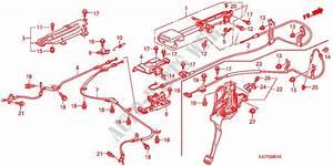 Parking Brake  Rh  For Honda Cars Fr