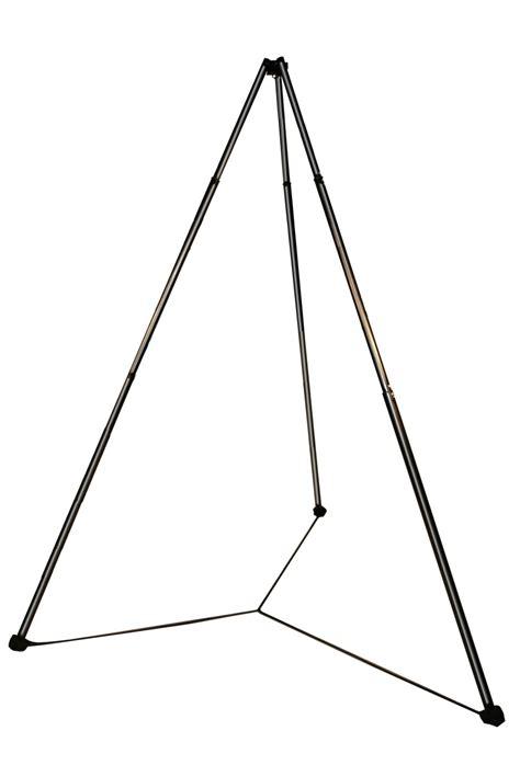 the tripod hammock chair stand by hammaka