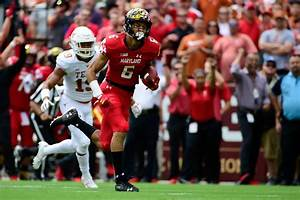 Maryland WR Jeshaun Jones joins elite CFB company in first ...