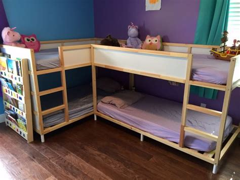 schlafzimmer ideen doppelstock resultado de imagen de kura bed hochbetten hochbett