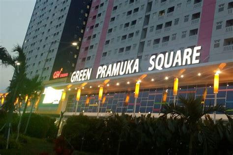 tak bayar pajak reklame penyewa kios mall green pramuka