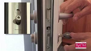reglage de la serrure regler la serrure de sa porte d With serrure 3 points porte d entrée