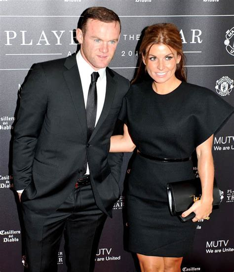 rooney coleen wayne bag latest wag spotted maiden