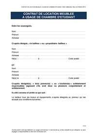 modèle contrat de prêt à usage mon immeuble l information et les services de la copropri 233 t 233