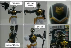 Power Rangers Megaforce Jake Black