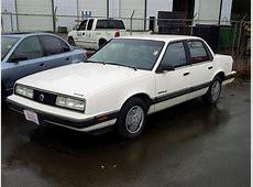 Used Car Lot Classic 1991 Pontiac 6000 LE – A Rare Sight?