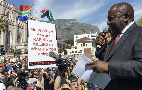 south african leader condemns latest surge  violence