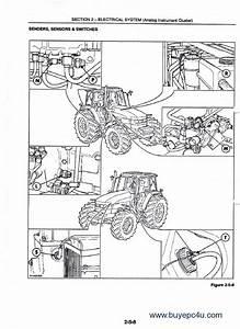 New Holland Ford 8160 8260 8360 8560 Repair Manual Pdf