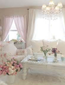 Housse De Canapé Shabby Chic by 25 Charming Shabby Chic Living Room Decoration Ideas