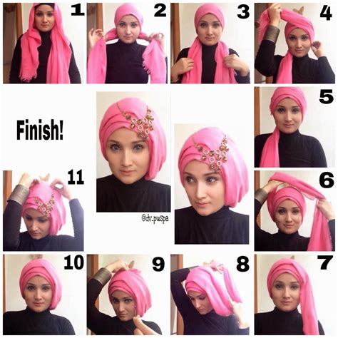 pashmina instan beautiful modern styles tutorial for 2015 hijabiworld