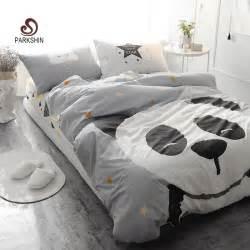 Housse De Couette Panda : panda couvre lit achetez des lots petit prix panda couvre lit en provenance de fournisseurs ~ Teatrodelosmanantiales.com Idées de Décoration