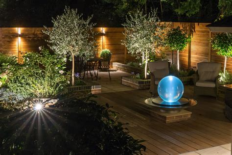 view garden landscaping projects  thames valley landscapes