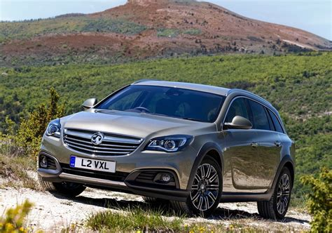 vauxhall insignia country tourer  car wallpapers