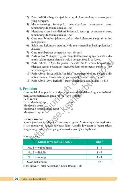 Ujian tengah semester, penilaian tengah semester ( pts ) pendidikan agama islam dan budi pekerti kelas vii smp 1. Kunci Jawaban Agama Islam Kelas 8 Bab 3 - Guru Paud