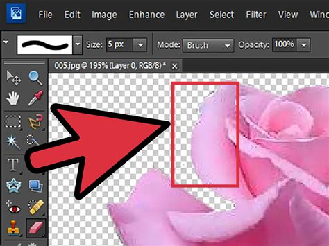 how to delete a background in photoshop how to remove background with photoshop elements with