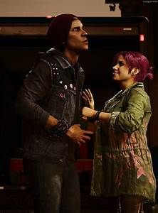 17 Best images about inFAMOUS Second Son on Pinterest ...