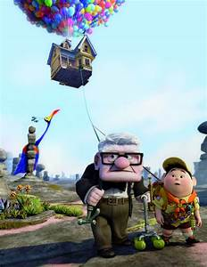 Like balloons? The real-life 'Up' house could have been ...