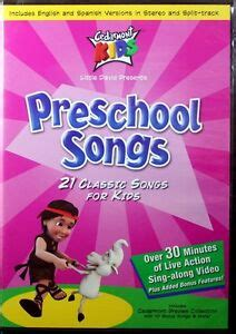 cedarmont preschool songs new dvd 21 classic songs 109 | $ 35