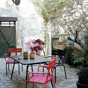 Mobilier De Jardin Fermob : fermob luxembourg stoel artmeetsdesign tuin terras en serremeubelen ~ Dallasstarsshop.com Idées de Décoration