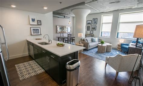One Bedroom Apartments In Cleveland Ohio by Apartments For Rent In Warehouse District Cleveland Oh