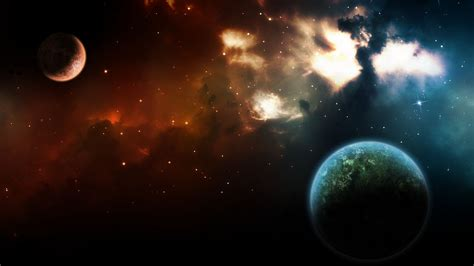 Beautiful Outer Space Hd Wallpaper