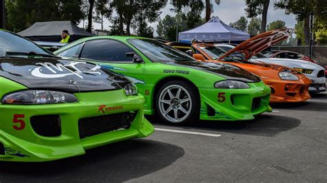 American Fast Cars by Paul Walker S Brothers Host Charity Car Show In La